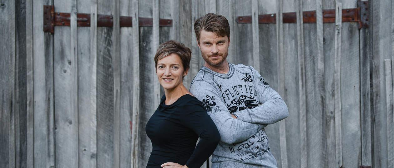 Julie & Kevin